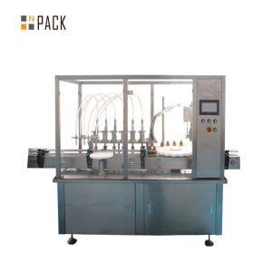 5 ~ 30 એમએલ આવશ્યક તેલ બોટલ ભરવાનું મશીન
