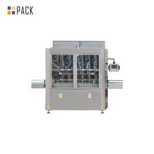 આવશ્યક તેલ માટે સ્વચાલિત રેખીય સીધા પિસ્ટન ભરવાનું મશીન