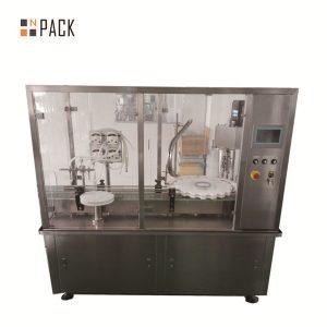 40-1000 એમએલ સંપૂર્ણ સ્વચાલિત ડિજિટલ નિયંત્રણ અને લિક્વિડ ફિલિંગ મશીન