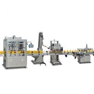 ઓલિવ તેલ બનાવવા માટે 1 સુઝ 304 માં બાટલી ભરવાની મશીનોમાં પૂર્ણ સ્વચાલિત 2