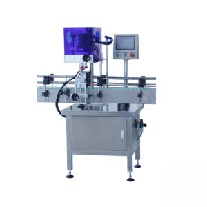 4 વ્હીલ્સ Autoટોમેટિક કેપીંગ મશીન ઉત્પાદક
