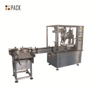 10 એમએલ 15 એમએલ 30 એમએલ બોટલ આઇ ડ્રોપ્સ ભરવાનું મશીન / ઇ-લિક્વિડ ફિલિંગ કેપીંગ મશીન