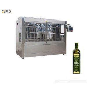 500ML-5000ML પામ માખણ સૂર્યમુખી તલ નાળિયેર પામ તેલ ભરવાનું મશીન