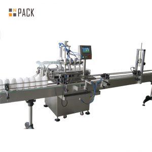 આપોઆપ 5 લિટર પાલતુ બોટલ ખાદ્ય તેલ ભરવાની મશીન